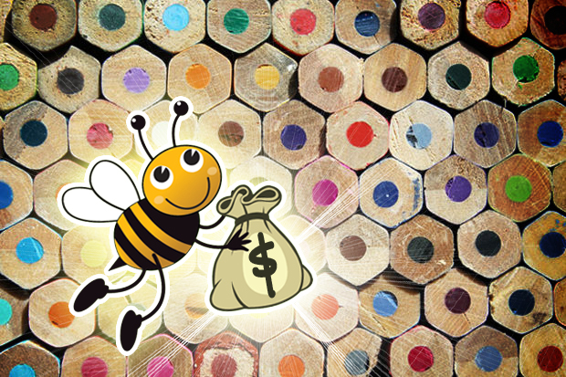 Arts Economic Driver - Money Bee